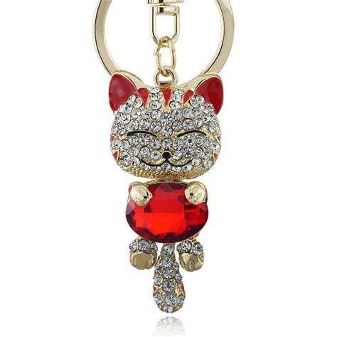 Found Bling Tastic Rhinestone Keyrings by Buy Wholesale Keychains Gifts From China Keychains
