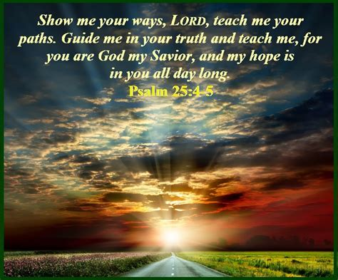 is he on me a ã s guide to and relationship books psalm 25 vs 4 5