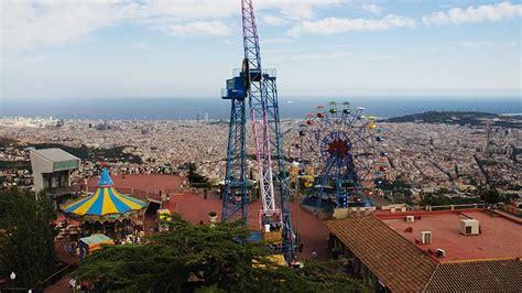 parque de atracciones entradas entradas parque de atracciones de tibidabo taquilla