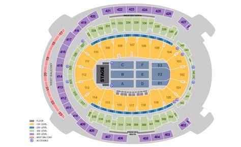 phish msg seating chart seating chart msg phish
