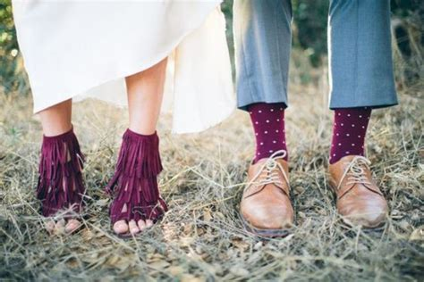 Burgundy Wedding Shoes by 27 Ways Burgund Legen Zur Hochzeit Im Herbst Mode Kreativ