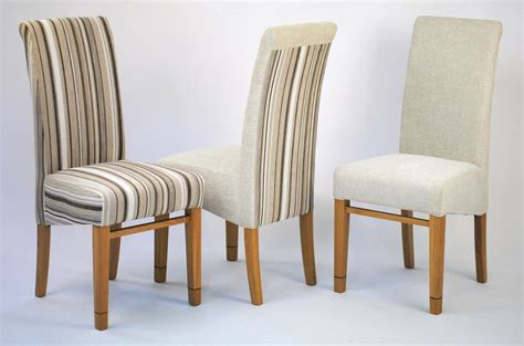 Fabric Upholstered Dining Chairs Upholstered Dining Chair Furniture Designs