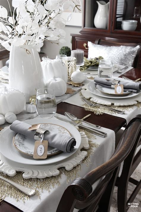 elegant table how to set an elegant table for the holidays for less