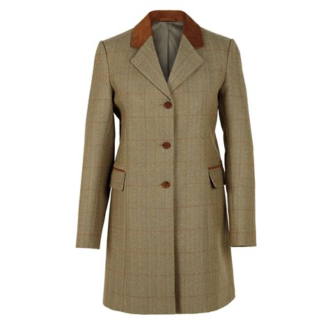 Tweed Coat york brown tweed coat 119 hidepark