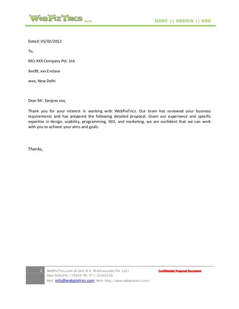 thank you letter for business interest thank you for submitting your sle letter