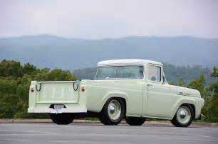 subtle and clean 1960 ford f 100 rod network