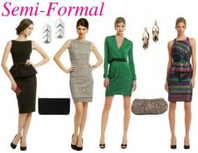 semi formal dress code rufana fana