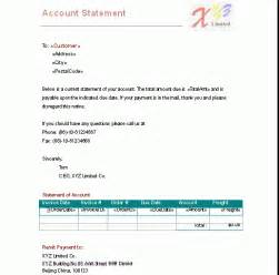 Account Report Template word report template account statement see microsoft word report
