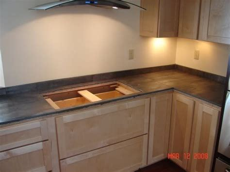 wood look ceramic tile countertop roselawnlutheran would porcelain tile that looks like wood make a countertop kitchen