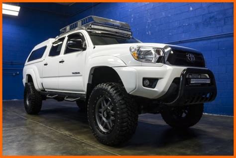 2015 toyota light 2015 toyota tacoma 4x4 4l v6 lifted truck with