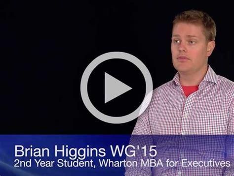 Executive Mba Career Change by Changing Careers During Wharton S Emba Program Wharton