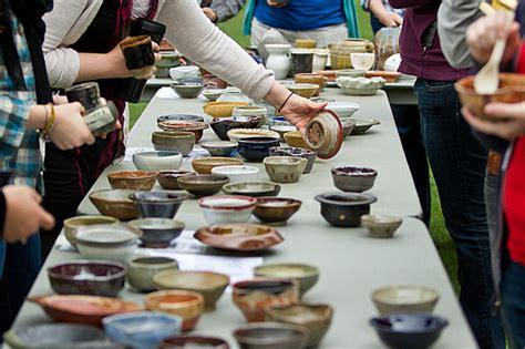 Northfield Food Shelf by Empty Bowls Project Draws Large Community Participation