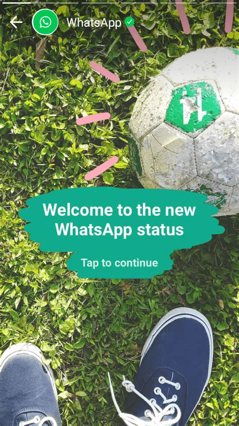 whatsapp new status feature how to enable in android and