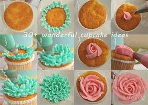 Decorating Ideas For Cupcakes 30 Wonderful Cupcake Ideas