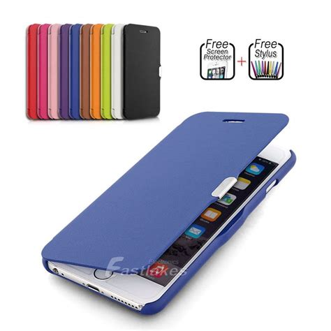 Casing Cover Iphone 55s66s6 Plus 6s Plus Flip Cover Mirror details about ultra slim magnetic flip leather cover for iphone 7 plus 6s 5s 6 5 se apple