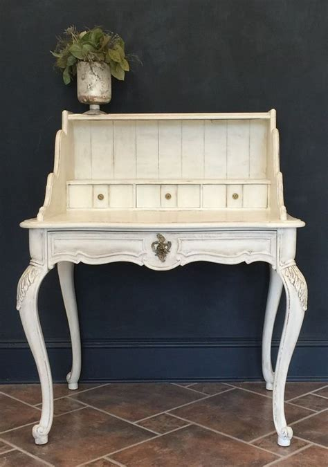 antique white writing desk antique white secretary desk antique furniture