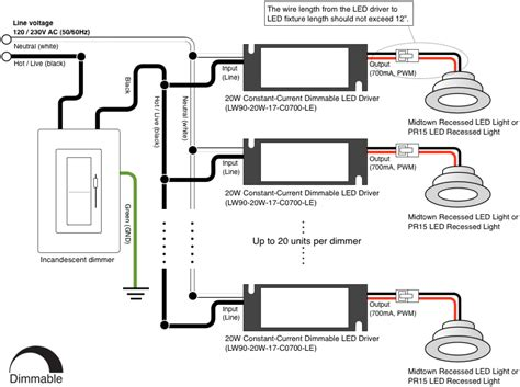 recessed lighting the great tutorial wiring recessed