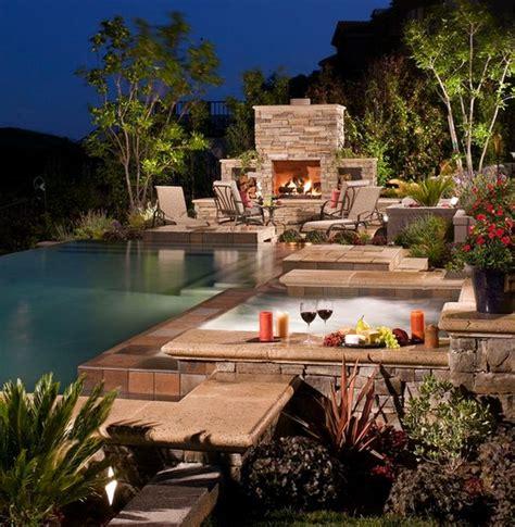 backyard fireplace outdoor inspiration stunning design ideas for fireplaces