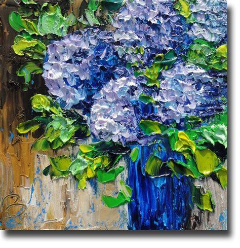 hydrangea painting ideas  pinterest painting