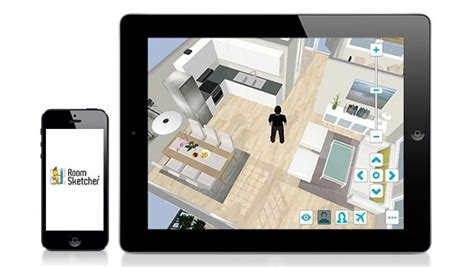 Room Sketcher Reviews floor plan design ipad app