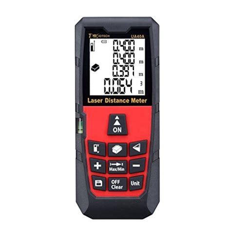 40m to feet digital laser distance measure rangefinder meter tape