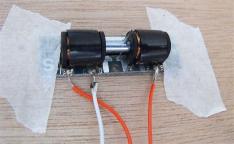 gaugemaster capacitor discharge unit wiring point motors and soldering tom s projects