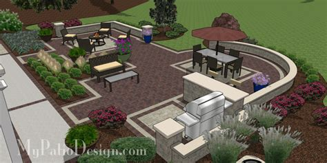 Large Patio Designs Large Patio Design Ideas Best Home Design