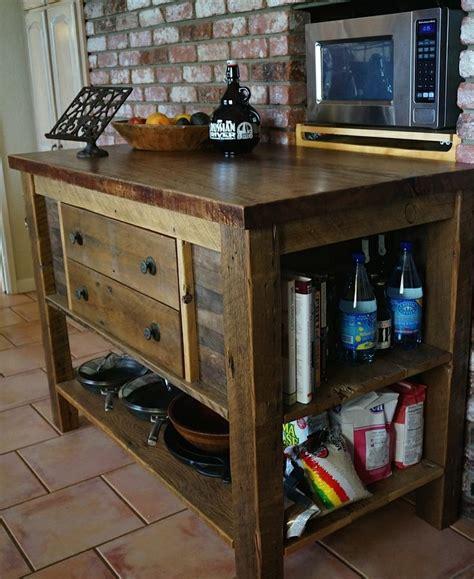 barn wood kitchen island custom kitchen islands reclaimed wood kitchen islands