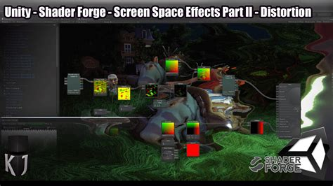 tutorial unity shader screen space effects in unity using shader forge tutorial