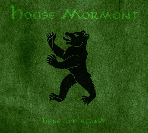 house mormont house mormont by scrollsofaryavart on deviantart