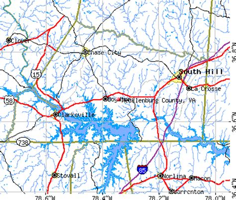 Mecklenburg County Records Osm Map General Map Map Msn Map
