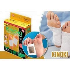 Newcomdigi 10pcs Unisex Detoxify Detox Foot Pads Health Care by Kinoki Cleansing Detox Foot Pads 10pcs Cleanse Energize