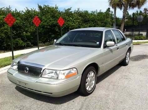 books on how cars work 2005 mercury grand marquis windshield wipe control buy used 2005 meercury grand marquis ls ultimate edition one owner low miles in jupiter