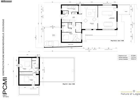 Plan Cuisine En U 1190 by Plan Maison En V Plain Pied Gratuit Xo83 Jornalagora