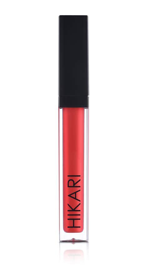 Cosmetics Lipgloss hikari cosmetics lip gloss