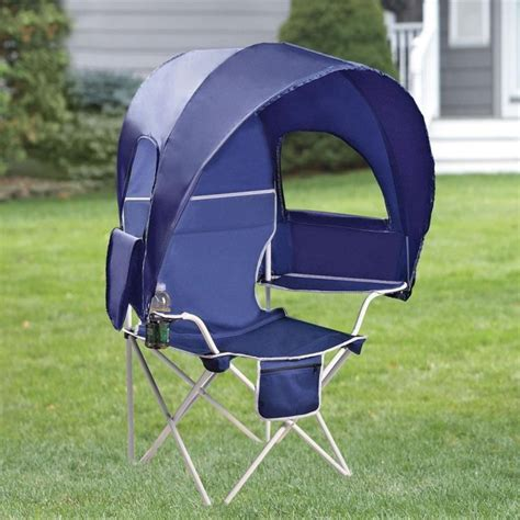 folding chair with canopy and cooler c chair with canopy gadgets we chairs