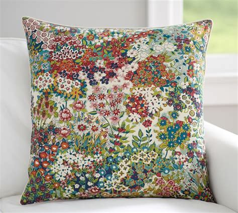 Pillow Covers Pottery Barn by Blossom Print Pillow Cover Pottery Barn