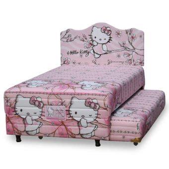 Bedcover Set Frozen No3 120x200 harga paket bed bigland paling murah terbaru mei
