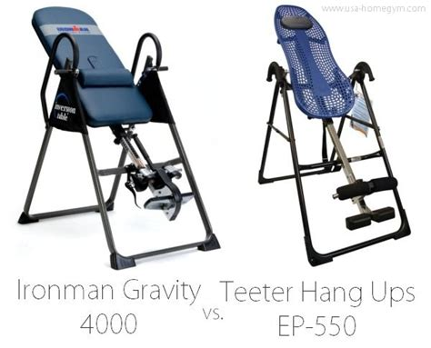 teeter hang ups ep 550 sport inversion therapy table 1000 images about inversion therapy tables on