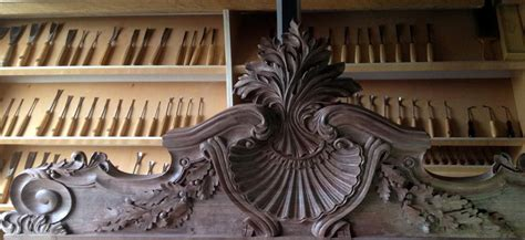 Decorative Headboards decorative wood carving by master wood carver alexander