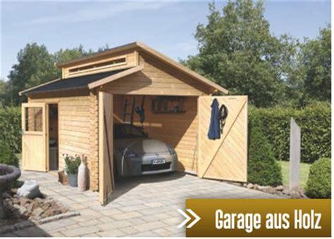 garage aus holz holz garagen kaufen im holz haus de garten baumarkt
