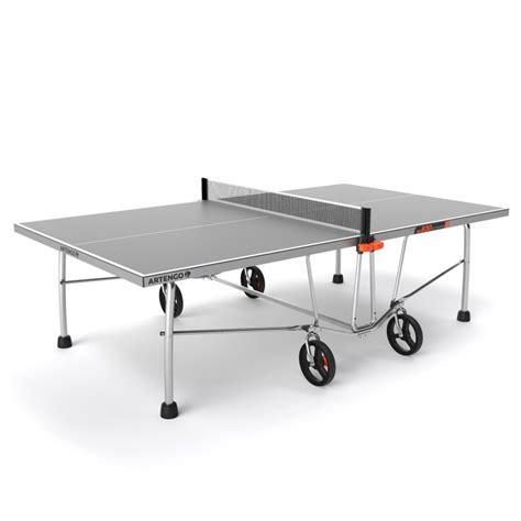 tavolo ping pong outdoor usato tavolo ping pong ft830 outdoor artengo ping pong ping