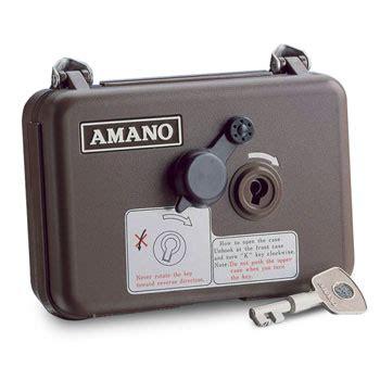 Dijamin Mesin Absensi Security Amano Pr 600 jual mesin absensi amano pr 600 harga spesifikasi alat kantor dan peralatan kantor lainnya
