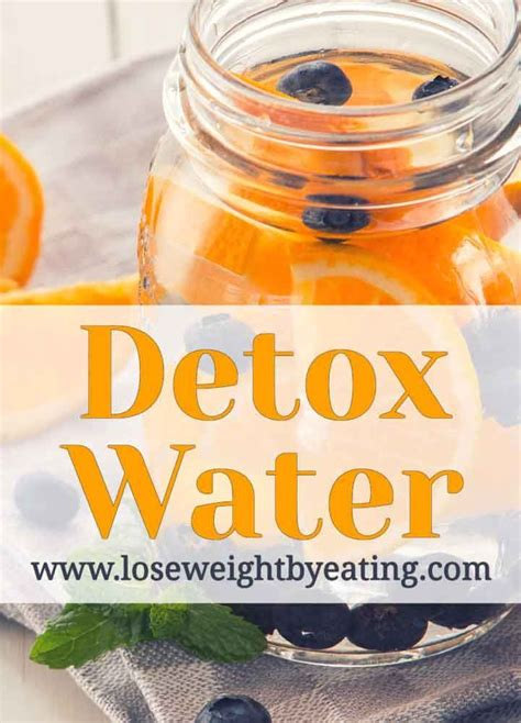 Detox Quickly by Detox Water The Top 25 Recipes For Fast Weight Loss