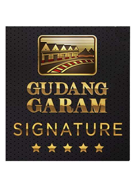 Rokok Gudang Garam Signature Natur gudang garam rokok filter signature bks 12 s klikindomaret