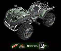 Weta Giveaways - weta workshop crafting custom halo reach atv collectibles for giveaway promotion