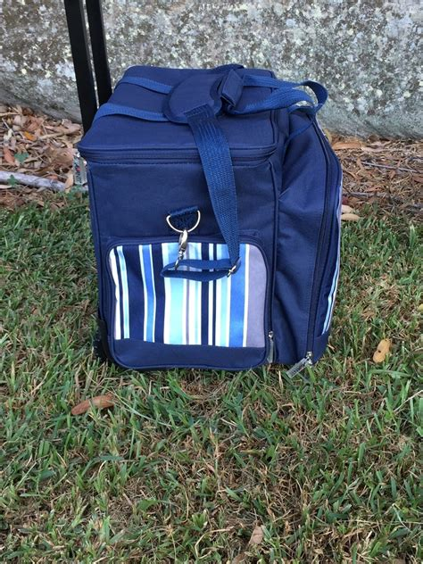 avanti picnic trolley bag 6 person 9313803602861 ebay