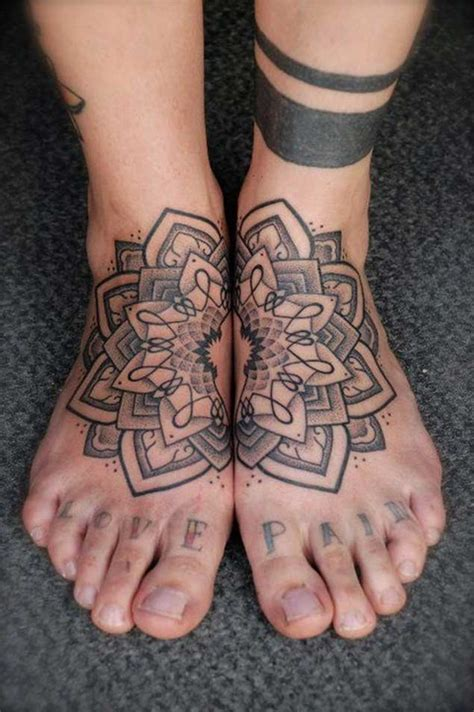 lotus tattoo on the foot 50 hot summer sandal tattoos your feet will thank you for