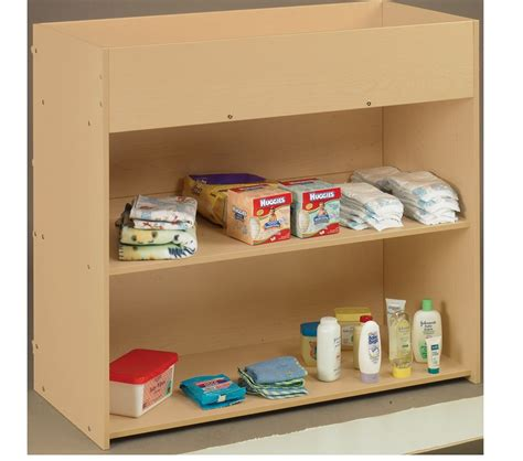 infant changing tables dreamfurniture infant changing table