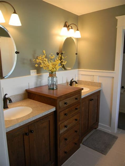 bathroom double sink ideas best 25 bathroom double vanity ideas on pinterest